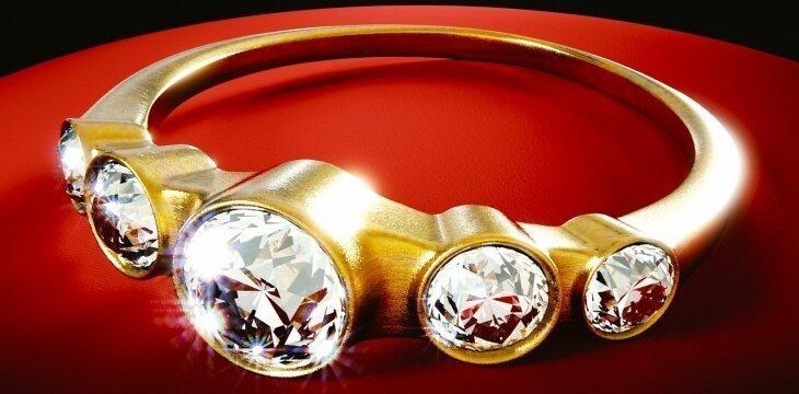 Kupowanie online biżuterii diamentowej w kilku krokach